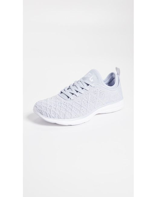 b770cf74a01 Apl  Athletic Propulsion Labs - White Techloom Phantom Running Sneakers for  Men - Lyst ...