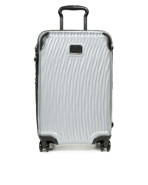Tumi - Metallic Latitude International Carry On Suitcase for Men - Lyst