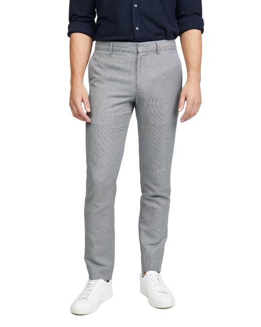 Club Monaco Multicolor Sutton Texture Pattern Pants for men