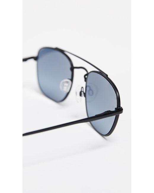 3a7838a351 ... Le Specs - Multicolor Harlem Hustler Sunglasses for Men - Lyst ...