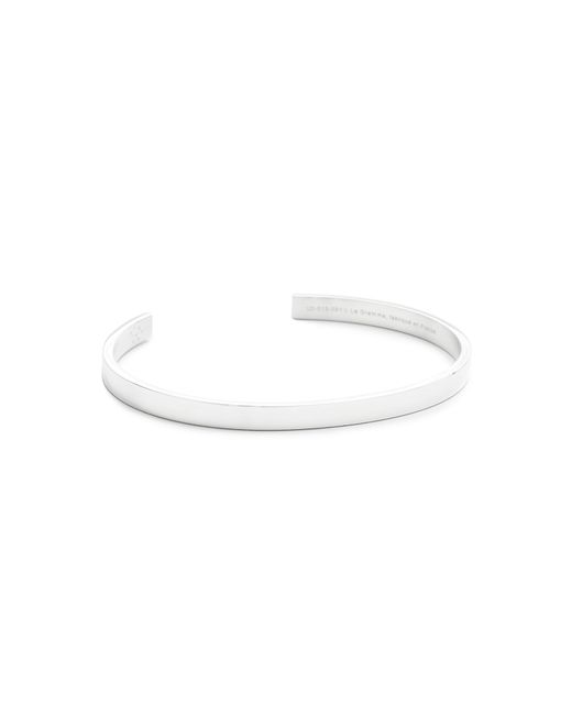 Le Gramme - Metallic 15 Grammes Polished Bracelet for Men - Lyst