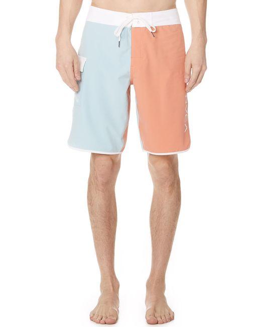 RVCA - Multicolor Eastern Trunks for Men - Lyst