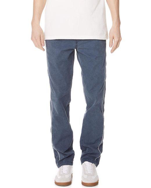 RVCA - Blue Quintana Pants for Men - Lyst