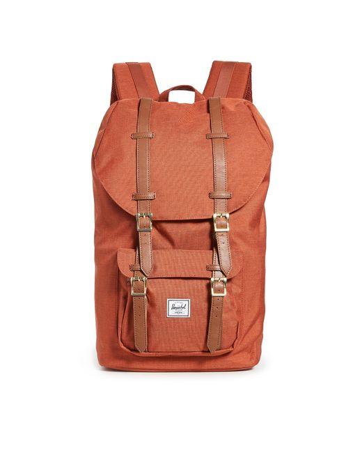 Herschel Supply Co. Multicolor Herschel Little America Backpack for men