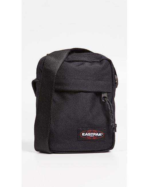 Eastpak Black The One Crossbody Bag for men