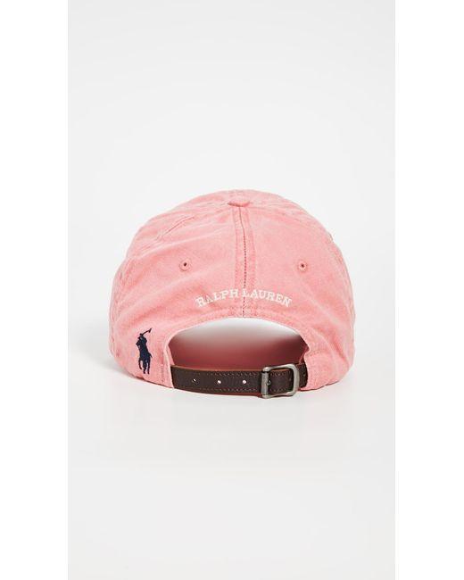 7aa500f91 Men's Pink Montauk 1992 Chino Cap