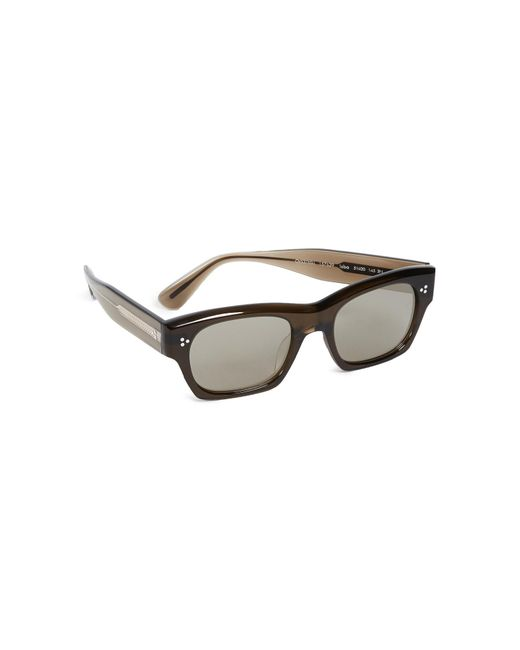 Oliver Peoples - Multicolor Isba Sunglasses for Men - Lyst