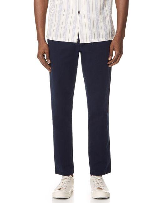 Polo Ralph Lauren Blue Slim Fit Chino Pants for men