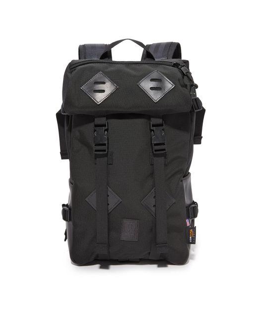 Topo Designs - Black Ballistic Series Klettersack Backback for Men - Lyst