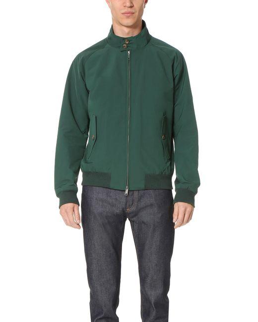 Baracuta | Blue G9 Modern Classic Jacket for Men | Lyst