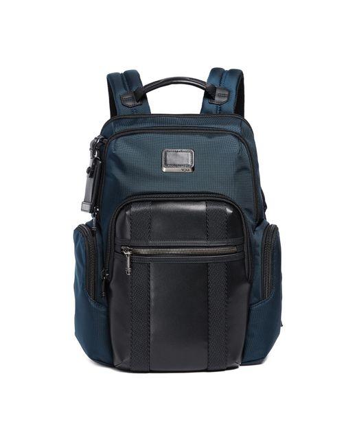 Tumi - Blue Alpha Bravo Nellis Backpack for Men - Lyst