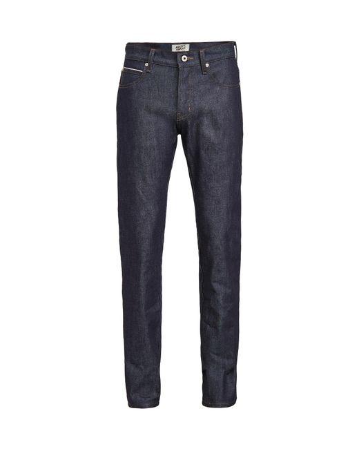 Naked & Famous Blue Super Guy Jeans for men