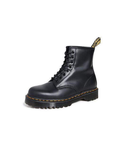 Dr. Martens Black 1460 Bex 8 Eye Boots for men