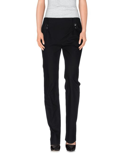 Dior | Black Casual Pants | Lyst