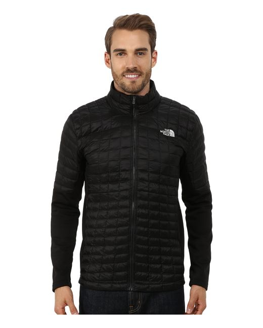 The North Face | Black Momentum Thermoball™ Hybrid Jacket for Men | Lyst