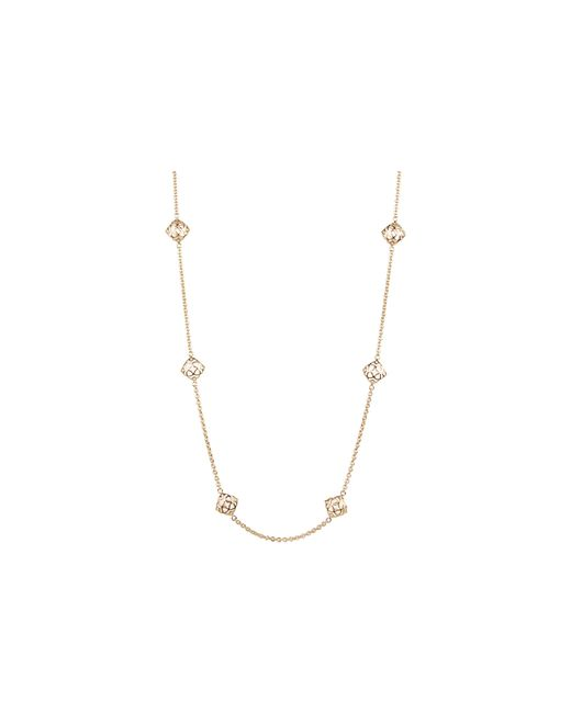 Kendra Scott   Metallic Nemera Necklace Double Wrap   Lyst