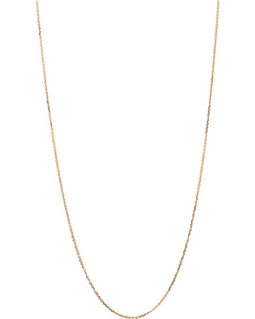 Links of London | Metallic Yellow-gold Vermeil Diamond-cut Chain | Lyst