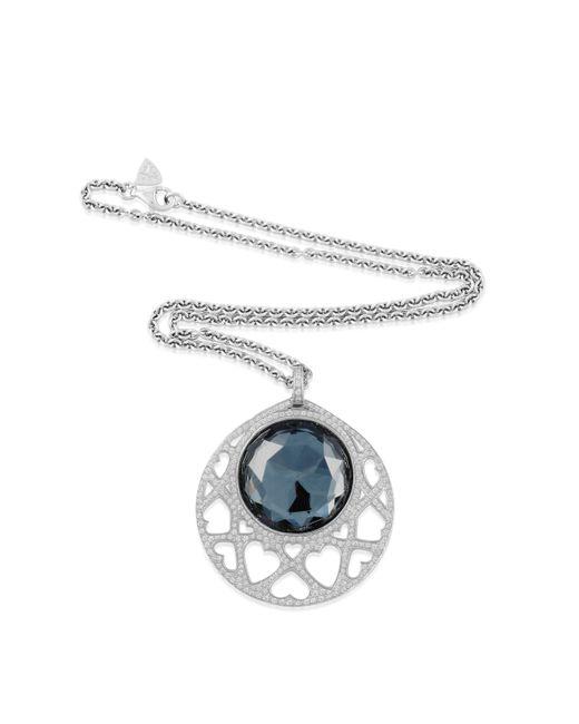 Stephen Webster | Blue Large Love Haze Necklace | Lyst