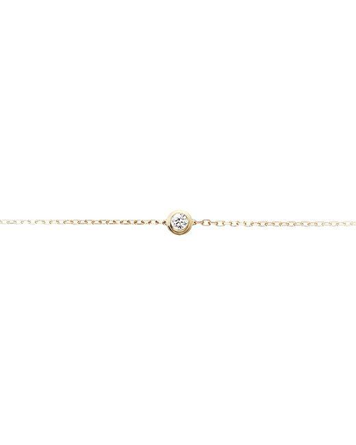 Cartier | Diamants Légers De 18ct Yellow-gold And Diamond Bracelet | Lyst