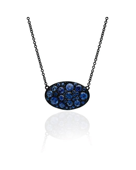 Colette | Blue Les Chevalier Necklace | Lyst