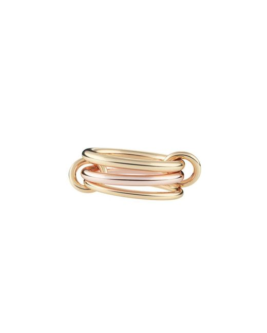 Spinelli Kilcollin - Metallic Raneth Gold Ring - Lyst