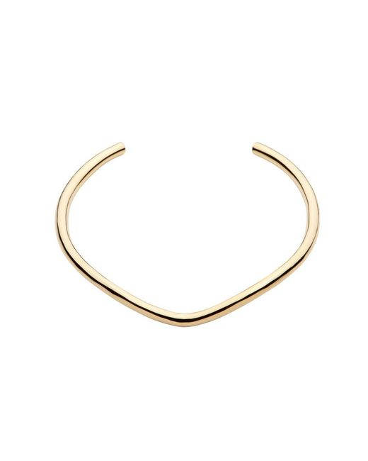 Jennifer Fisher - Metallic Flow Choker - Lyst