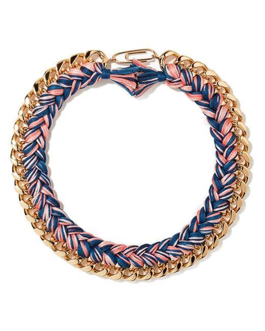 Aurelie Bidermann | Metallic Do Brazil Necklace In Blossom | Lyst