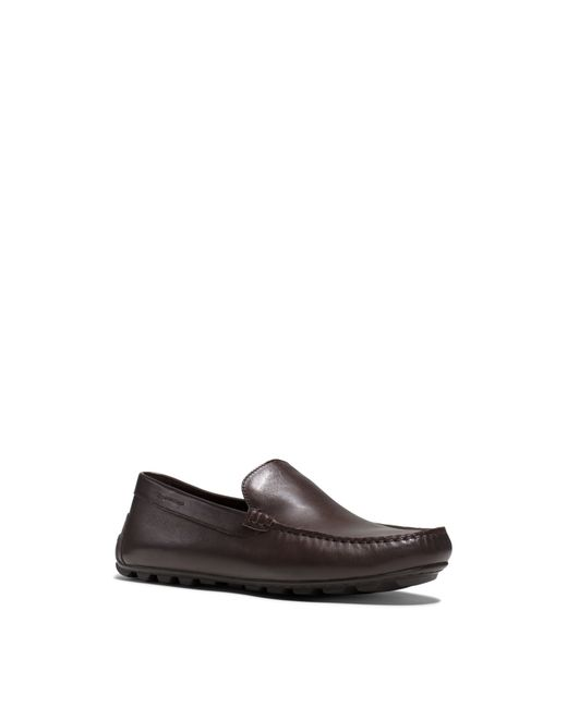 Michael Kors | Brown William Leather Loafer for Men | Lyst