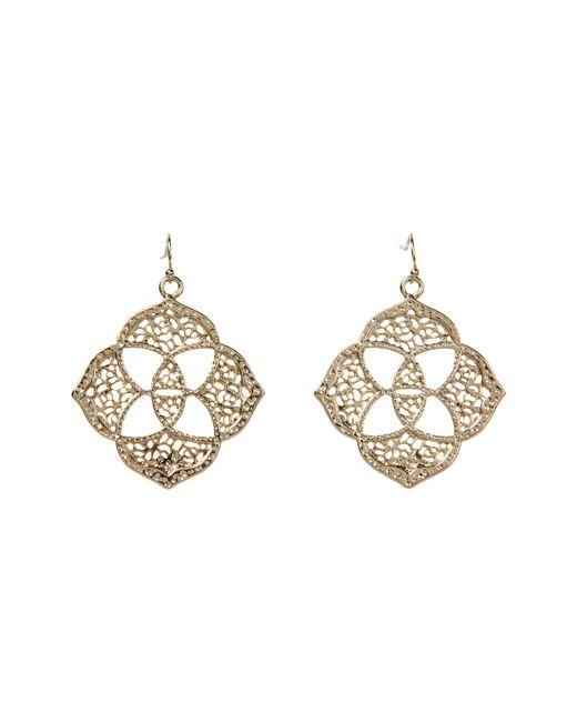 Kendra Scott | Metallic Dawn Earrings | Lyst