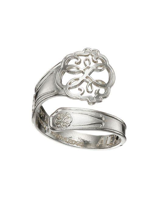 ALEX AND ANI | Metallic Spoon Ring | Lyst