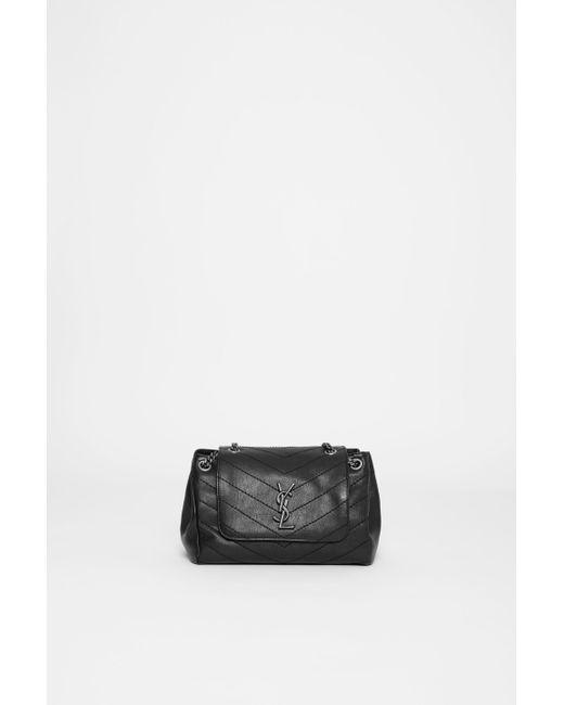 5c97e3876168 Saint Laurent - Black Small Nolita Bag - Lyst ...