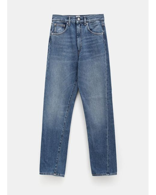Totême  Washed Blue Original Jeans