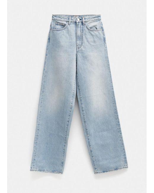 Totême  Blue Flair Jeans