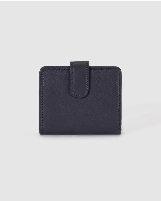 El Corte Inglés - Mens Navy Blue Vertical Wallet With Coin Pocket for Men - Lyst