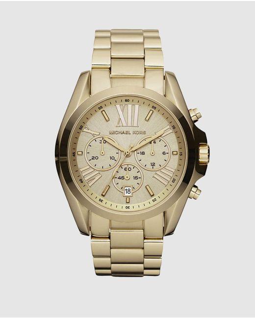 Michael Kors Metallic Mk5605 Bradshaw Watch