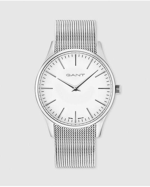 Gant | Gt033001 Black Lady Blue Chronograph Watch | Lyst