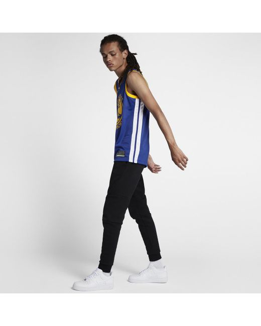 ... Nike - Blue Kevin Durant Icon Edition Swingman Jersey (golden State  Warriors) Men s Nba ... 9e1d22f43