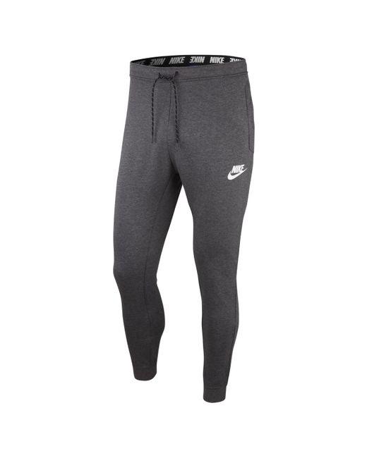 Nike - Gray Sportswear Advance 15 Trousers for Men - Lyst
