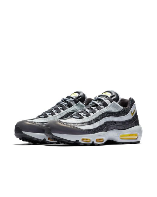 ead2dc4ac54 ... Nike - Multicolor Air Max 95 Se Reflective Casual Trainers for Men -  Lyst ...