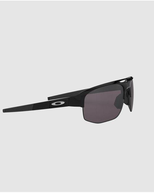 Gafas De Sol De Hombre Con Montura Al Aire En Negro Oakley de hombre de color Black