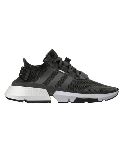 692b735d2d1f3a adidas Originals Pod-s3.1 Casual Trainers in Black for Men - Save 44 ...