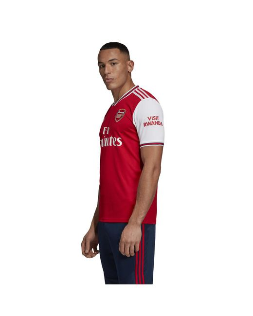 official photos 5800a 3b8c1 Men's Red Arsenal Fc 2019-2020 Home T-shirt