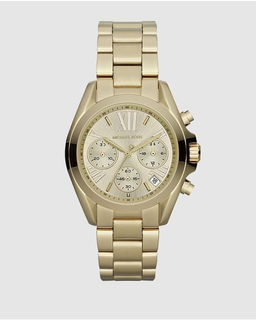Michael Kors Metallic Mk5798 Bradshaw Watch