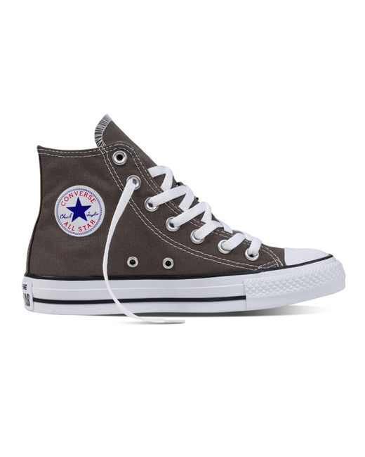 Converse | Gray Chuck Taylor All Star Casual Unisex Trainers for Men | Lyst