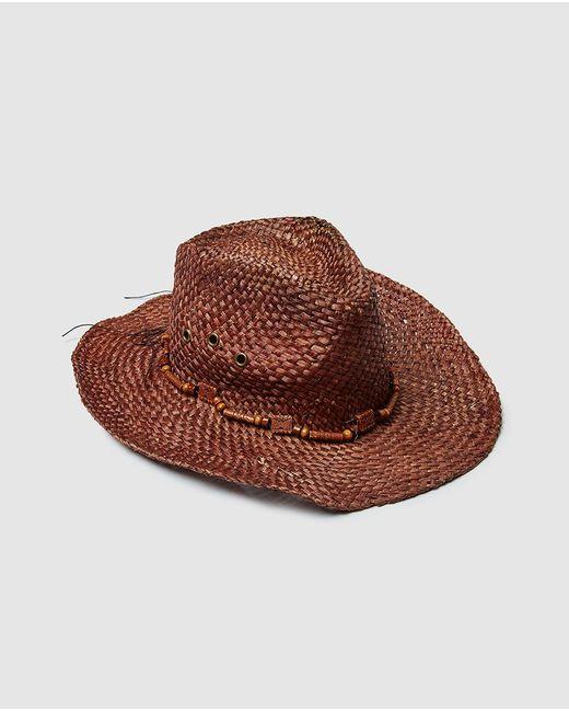 El Corte Inglés - Wo Brown Cowboy Hat - Lyst