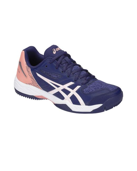 the best attitude 9870d 2b233 ... Asics - Blue Gel-padel Exclusive 5 Sg Paddle Tennis Shoes - Lyst ...