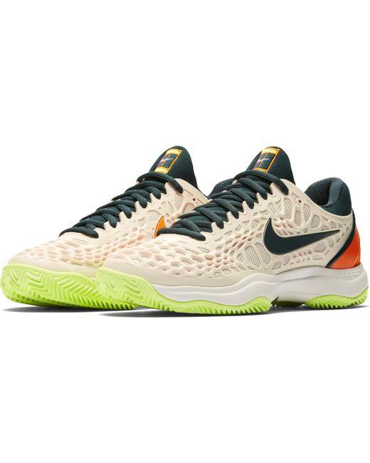 Mujeres Tennis Zapatos Nike Zoom Cage 2 Zapatos Fuchsia