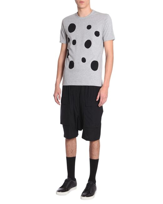 Comme des Garçons - Gray T-shirt for Men - Lyst