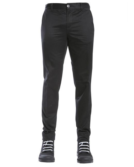 Givenchy | Black Pantalone Classico In Cotone for Men | Lyst