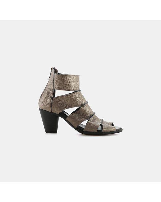 Arche - Multicolor Fueriz Caged Heel Sandal - Lyst